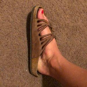 Size 39 Birkenstock sandals